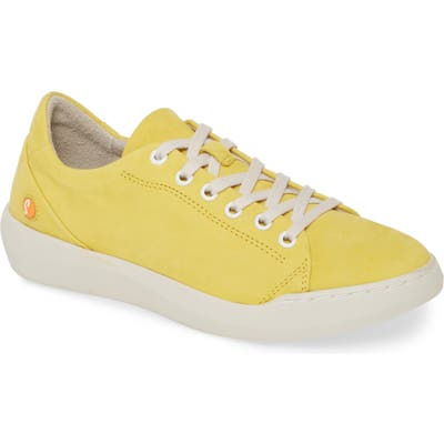 Softinos By Fly London Bauk Sneaker - Yellow