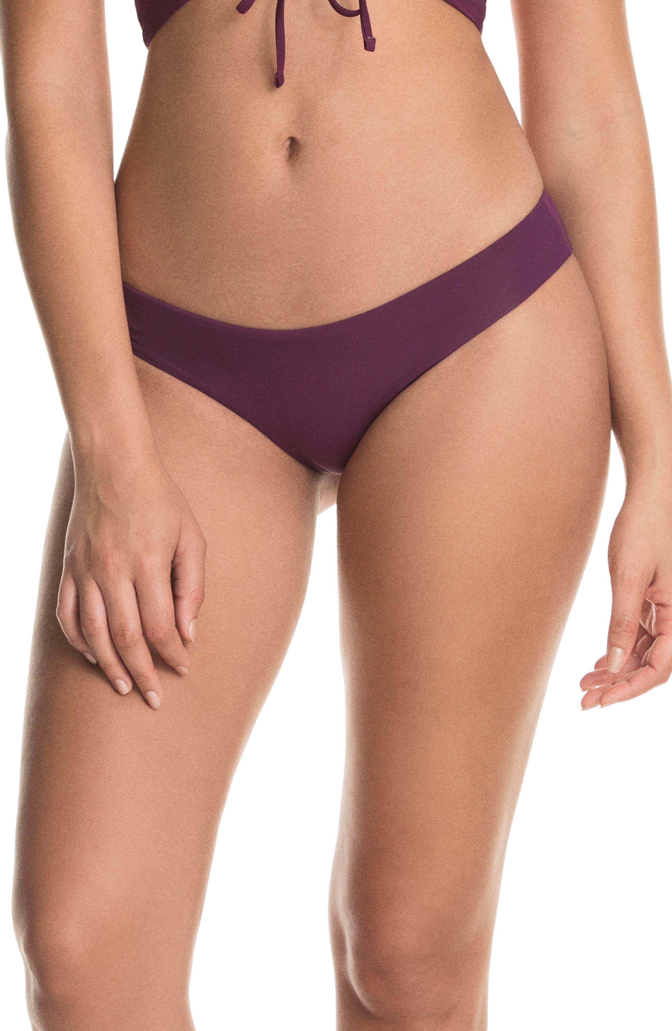 Grape Sublime Classic Reversible Bikini Bottoms