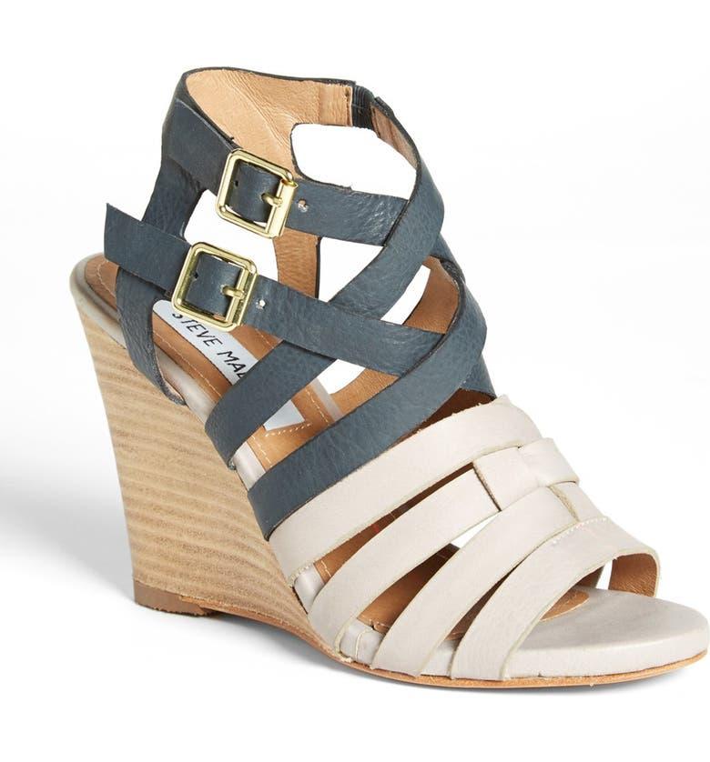 STEVE MADDEN 'Venis' Sandal, Main, color, 020