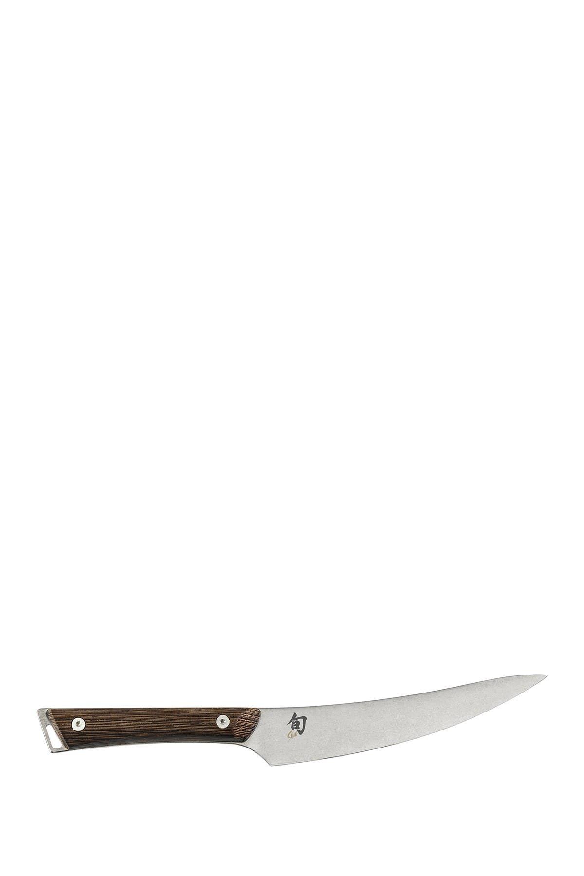 "Image of Shun Cutlery Kanso 6.5"" Boning/Fillet Gokujo Knife"