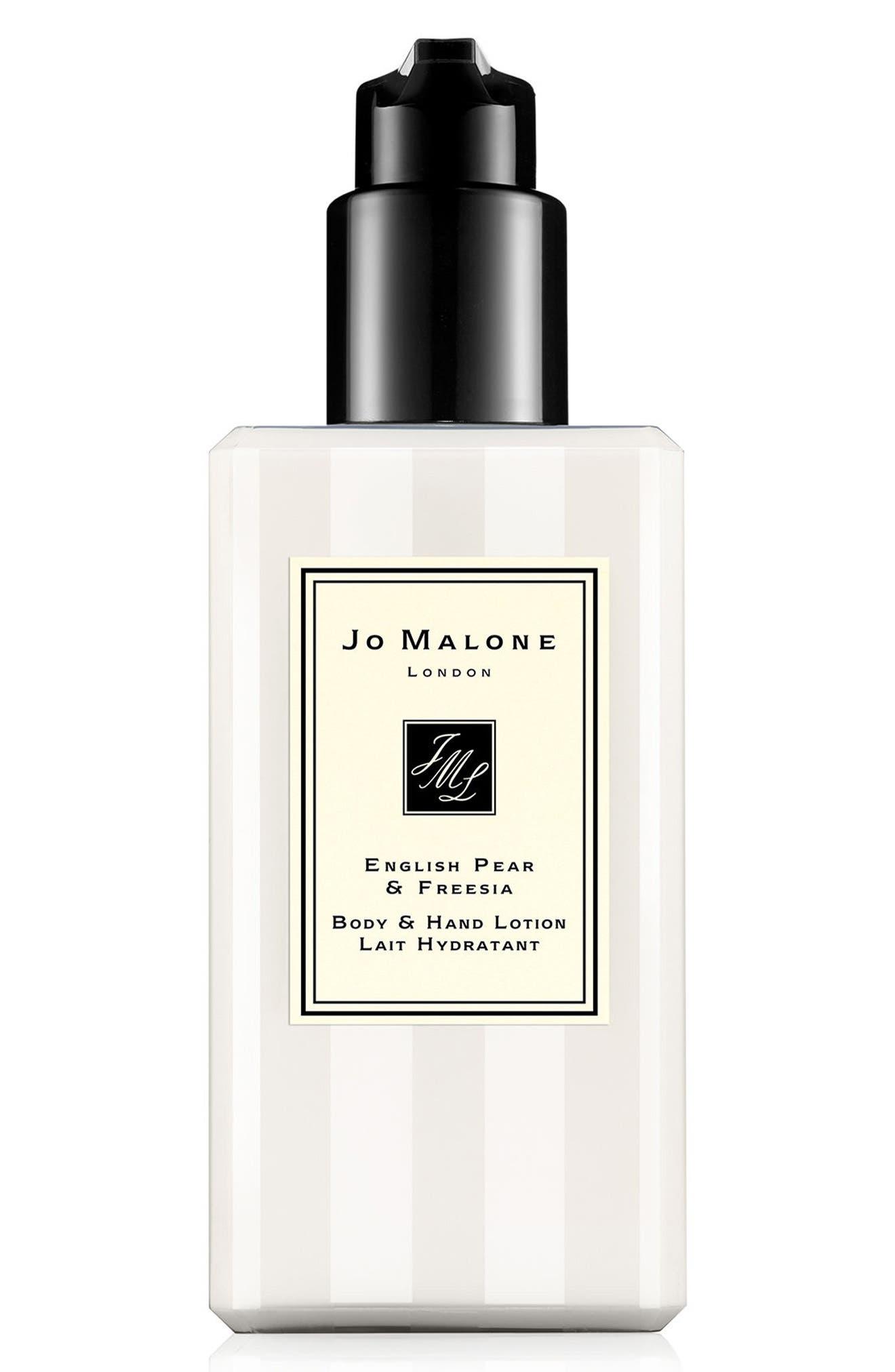 Jo Malone London(TM) English Pear & Freesia Body & Hand Lotion