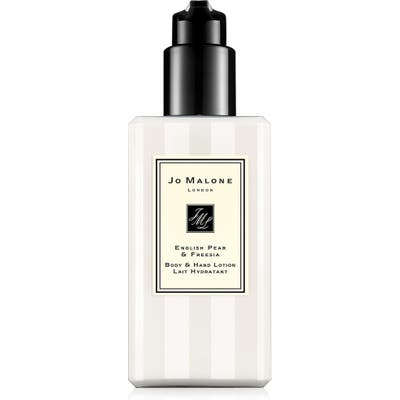 Jo Malone London(TM) English Pear & Freesia Body & Hand Lotion