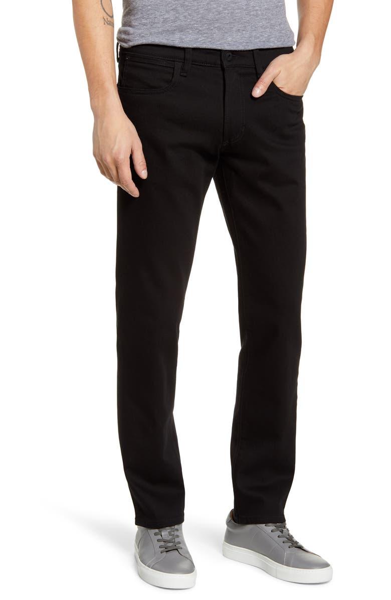 BONOBOS Slim Fit Jeans, Main, color, STAY BLACK