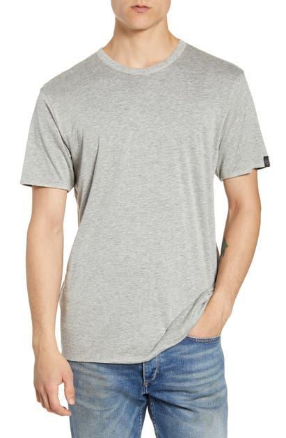 Rag & Bone T-shirts REVERSIBLE CREWNECK T-SHIRT