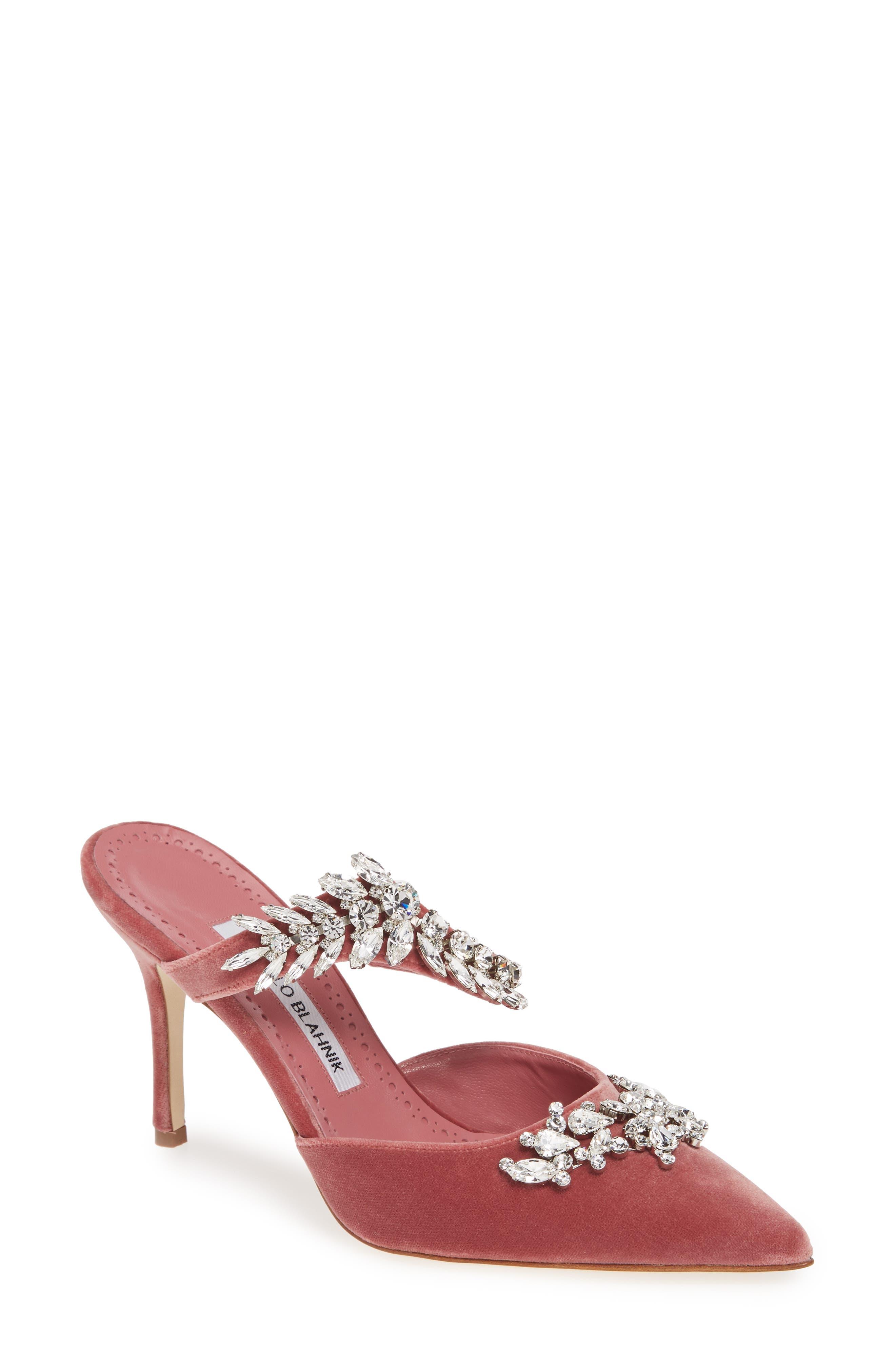 8b0bd1ddb0210 manolo blahnik mules sandals for women - Buy best women's manolo blahnik  mules sandals on Cools.com Shop