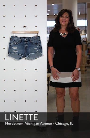 Destroyed Cutoff Denim Shorts, sales video thumbnail