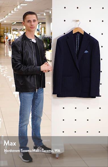 Clark Regular Fit Wool Blend Sport Coat, sales video thumbnail