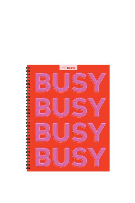 Image of TF Publishing 2021 Busy Busy Busy Large Weekly Monthly Planner