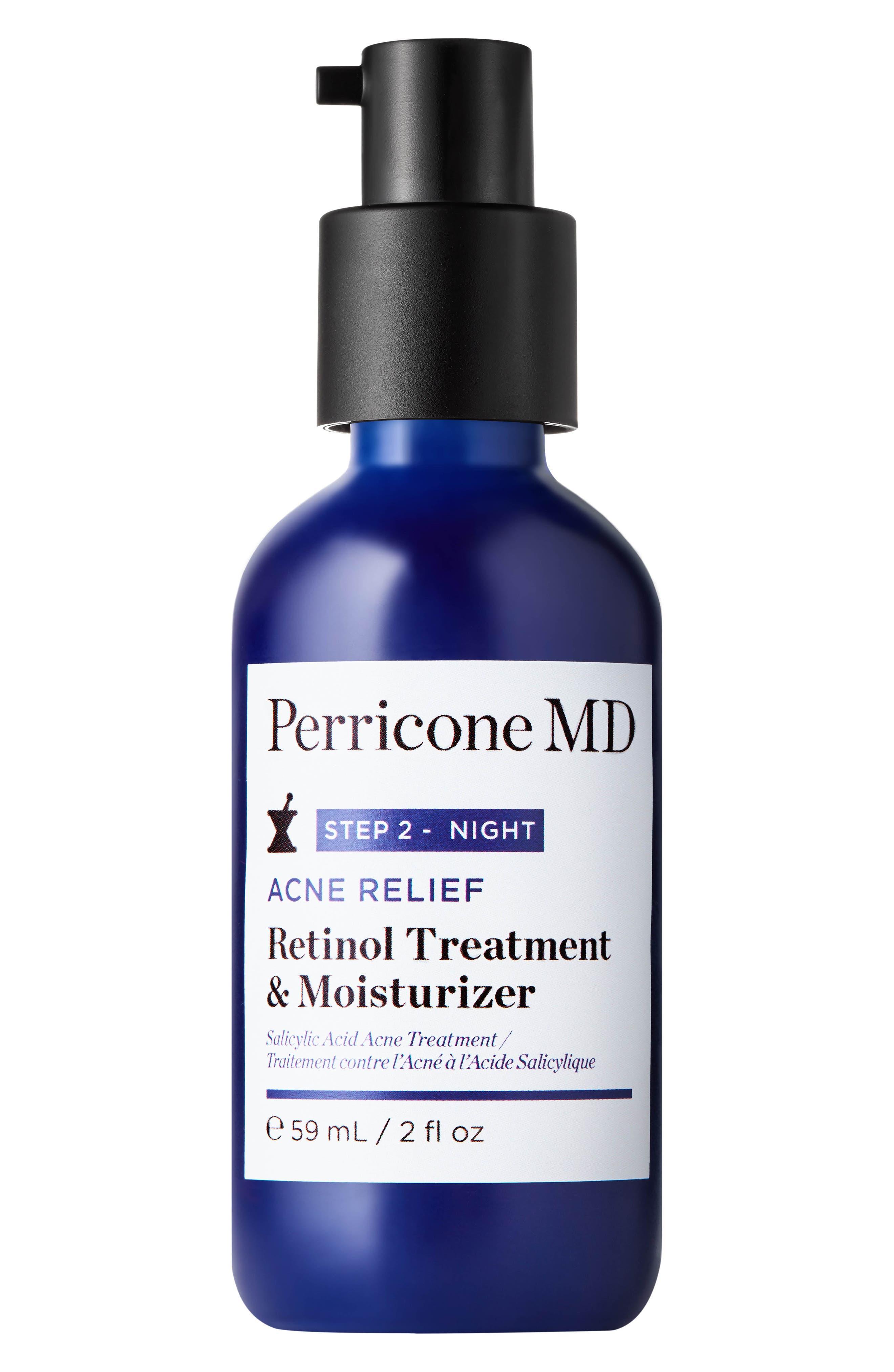 Acne Relief Retinol Treatment & Moisturizer   Nordstrom