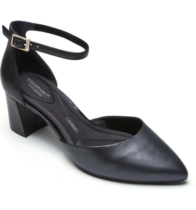 ROCKPORT Total Motion<sup>®</sup> Salima Luxe Pump, Main, color, 001