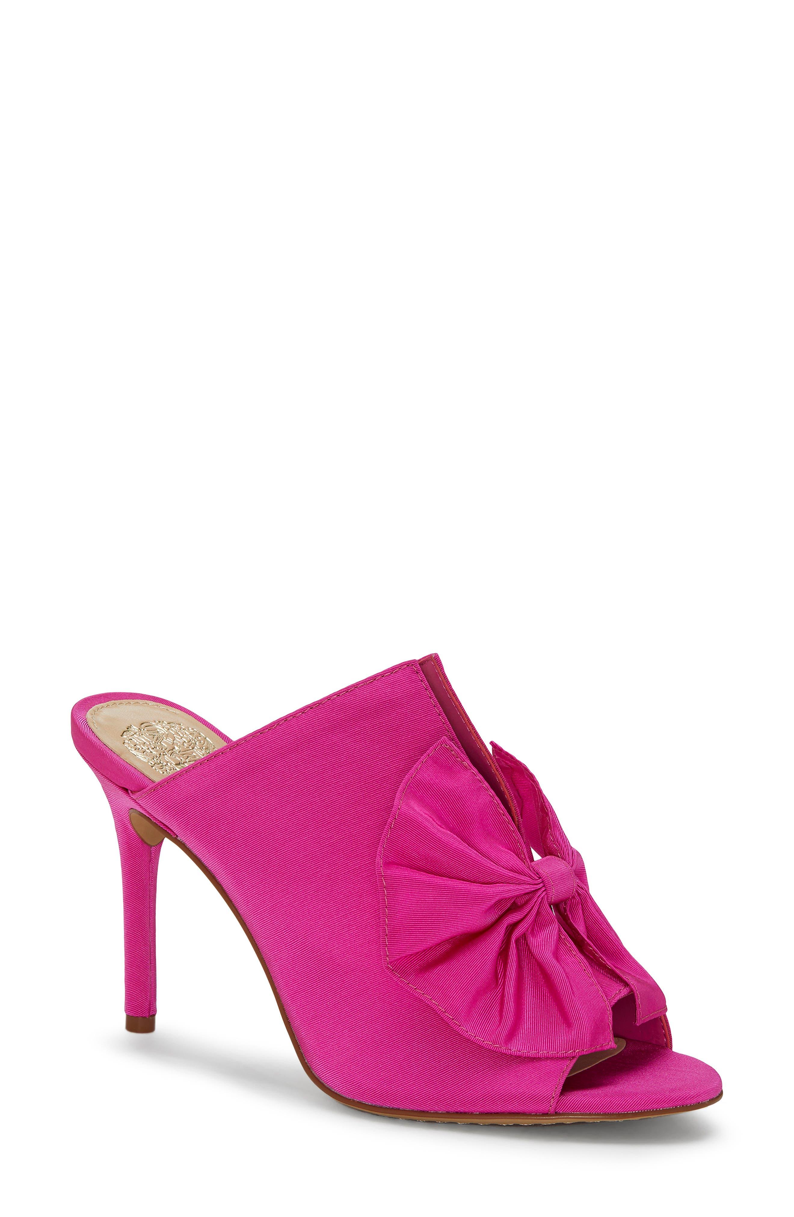Vince Camuto Cachita Sandal- Pink