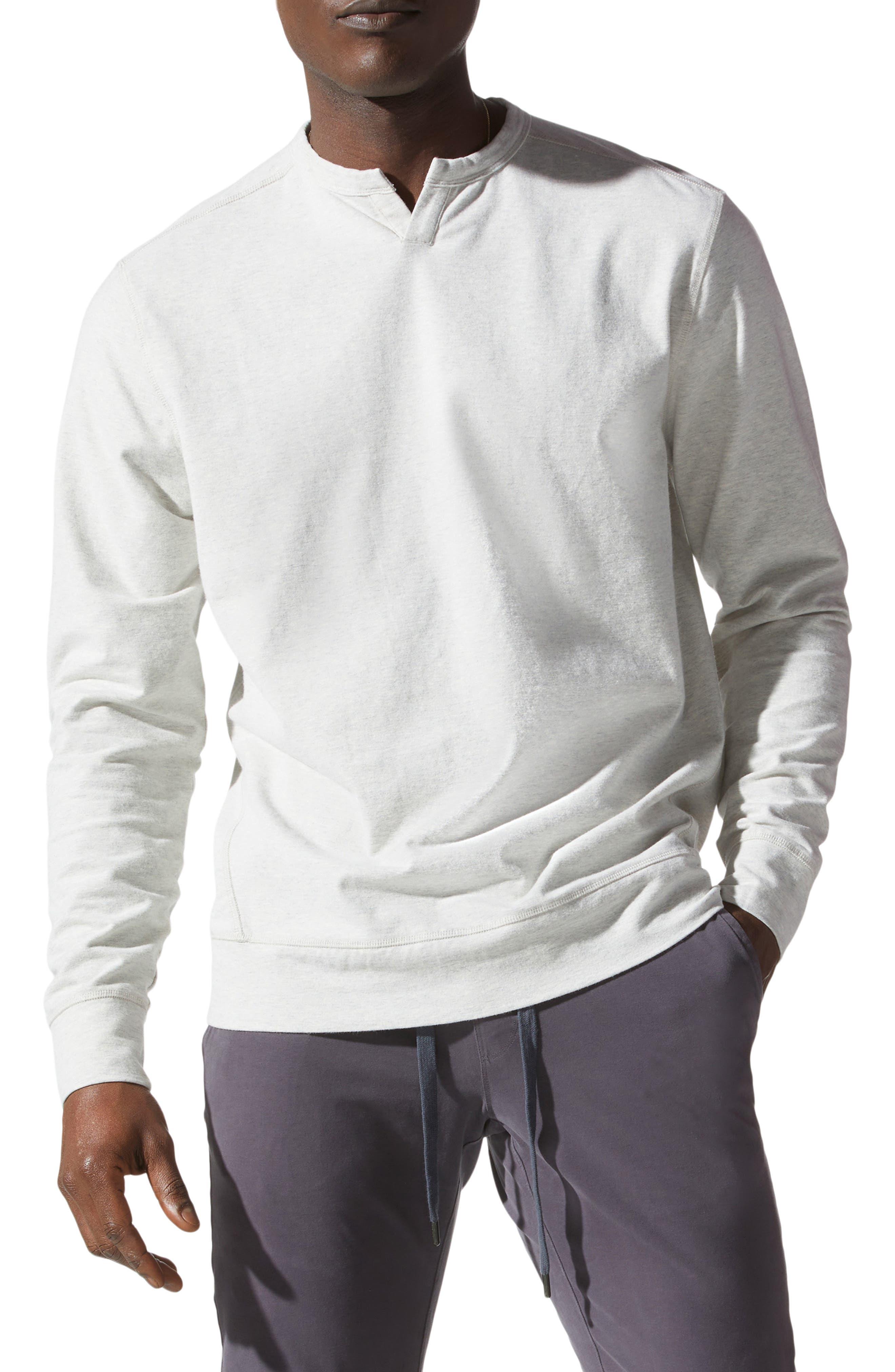 Flex Pro Victory V-Notch Heathered Sweatshirt