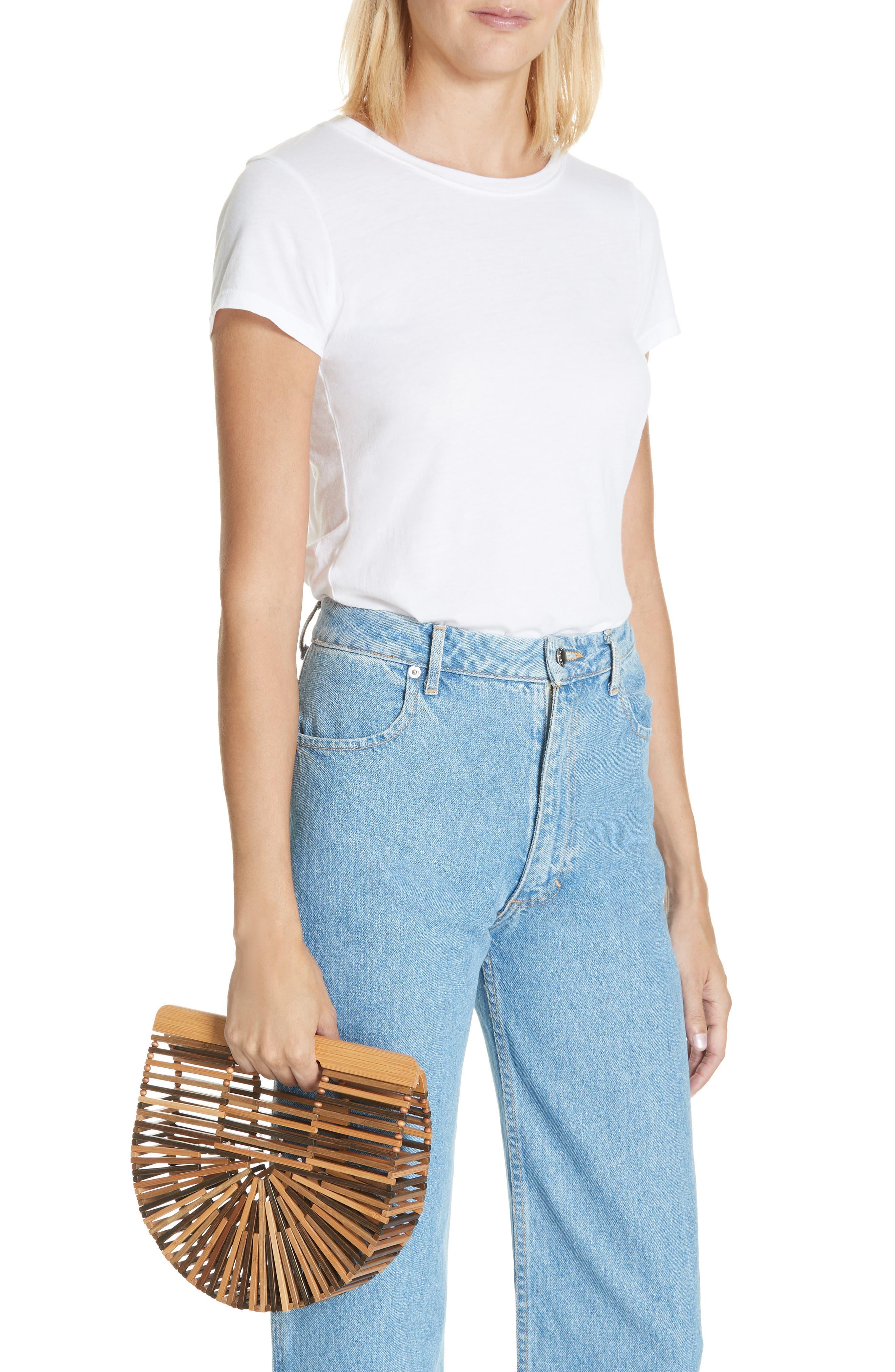 ,                             Mini Ark Handbag,                             Alternate thumbnail 8, color,                             001