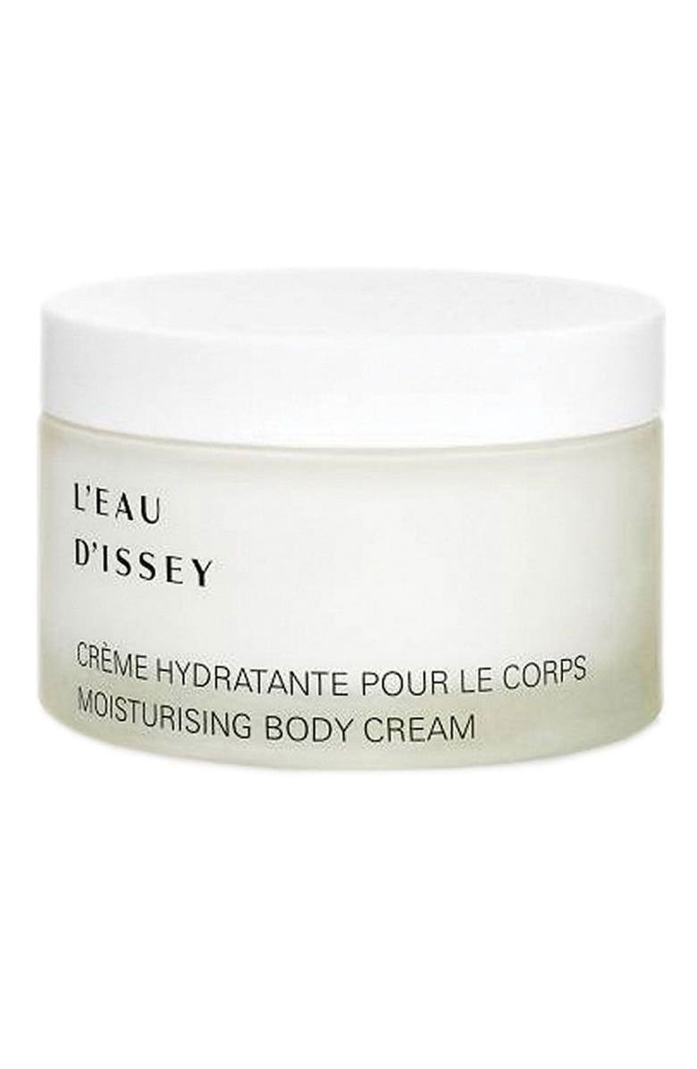 ISSEY MIYAKE L'Eau d'Issey Moisturizing Body Cream, Main, color, 000