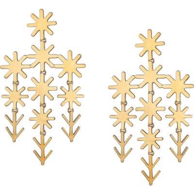Asha Uma Chandelier Earrings