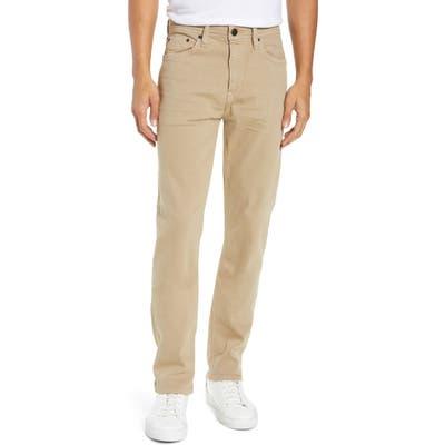 Revtown Sharp Slim Fit Jeans, Beige