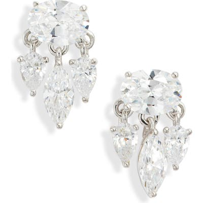 Nadri Small Gala Drop Earrings