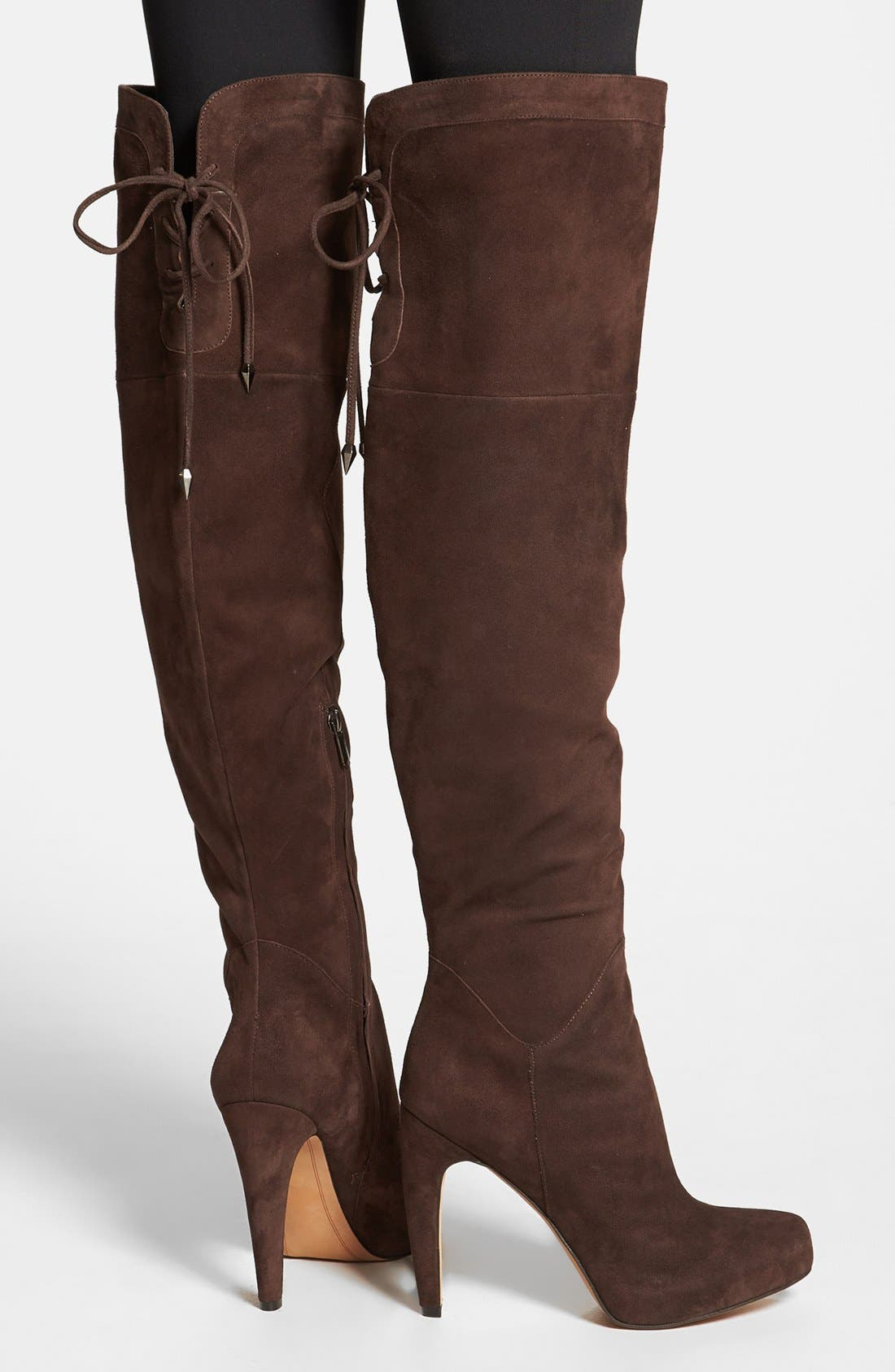 ,                             'Kayla' Over the Knee Boot,                             Alternate thumbnail 7, color,                             200