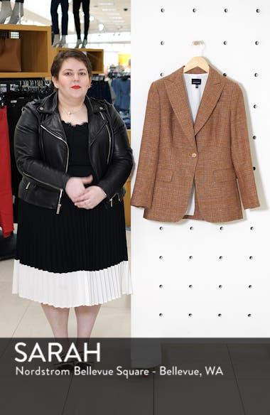 Sorrento-B Textured Linen Jacket, sales video thumbnail