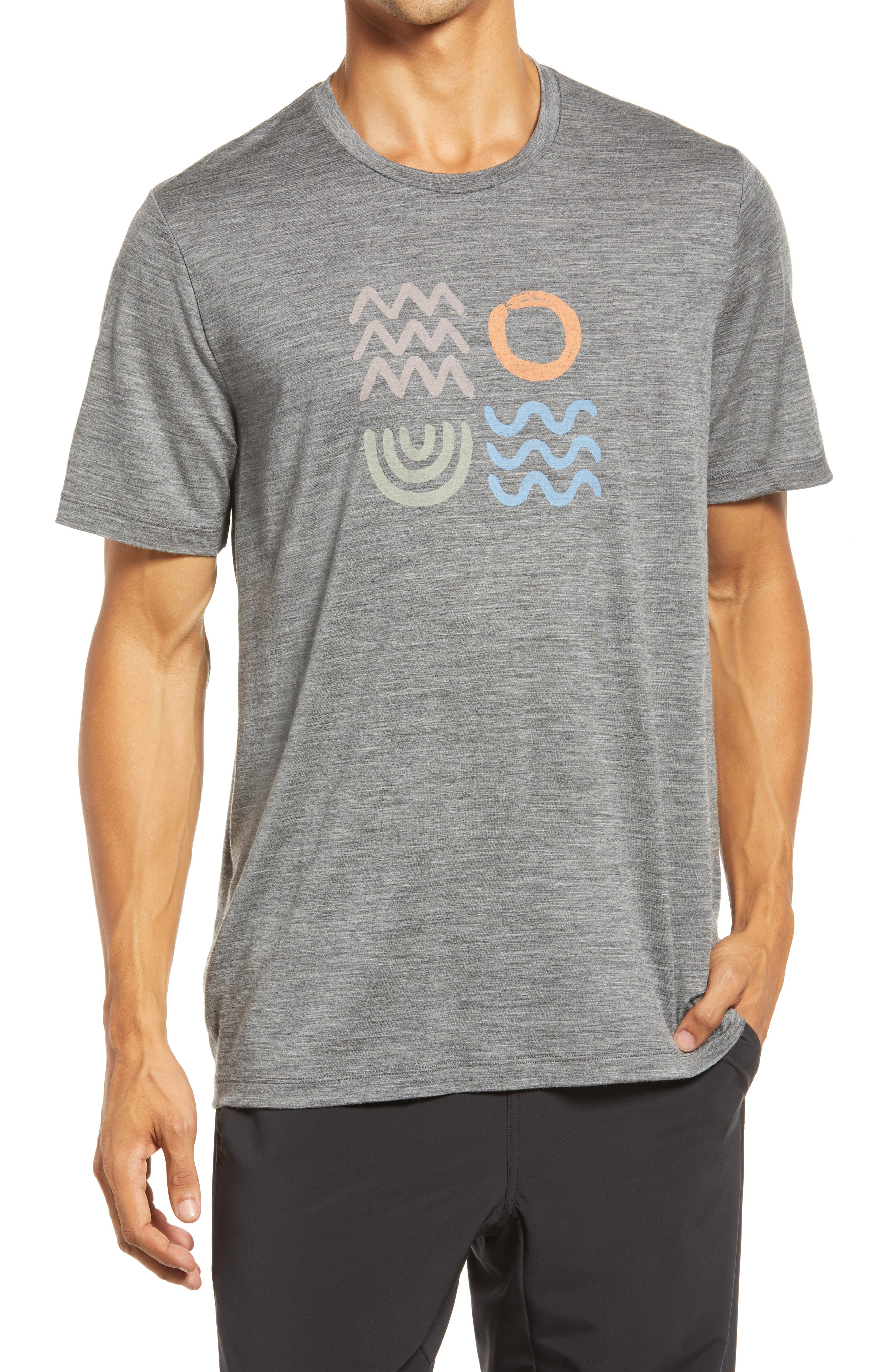 Tech Lite Ii Nature Components Graphic Tee