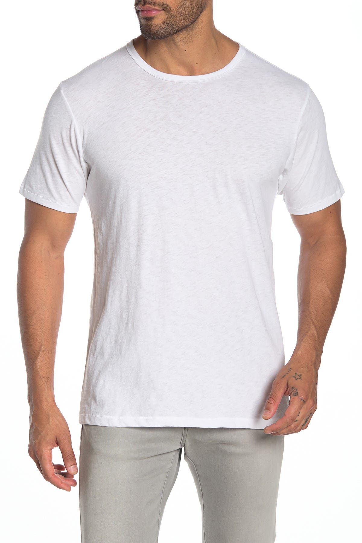 Image of Rag & Bone Core Crew Neck T-Shirt
