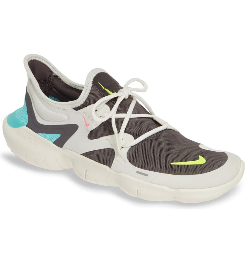 2ec4c8afcd Free RN 5.0 Running Shoe, Main, color, SAIL/ VOLT/ GREY/