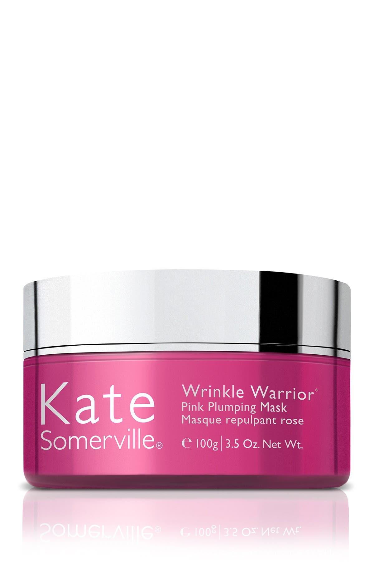 Image of Kate Somerville Wrinkle Warrior Pink Plumping Mask