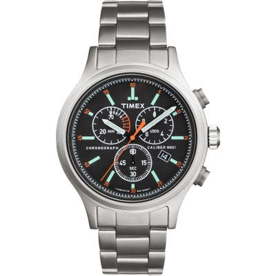Timex Archive Allied Chronograph Bracelet Watch, 42Mm