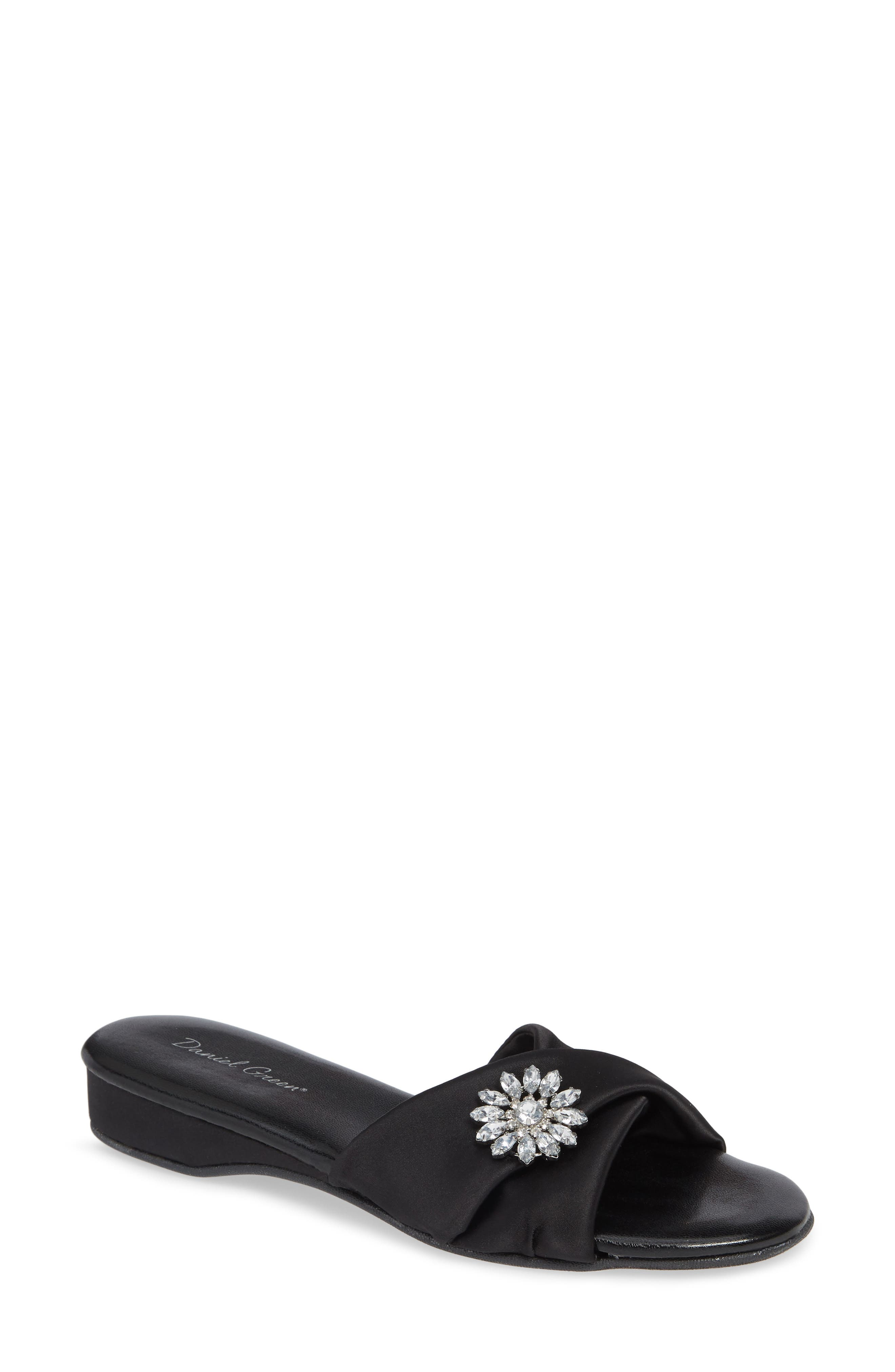 Dormie Twist Slide Sandal