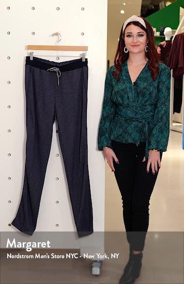 Cotton Blend Jogger Pants, sales video thumbnail