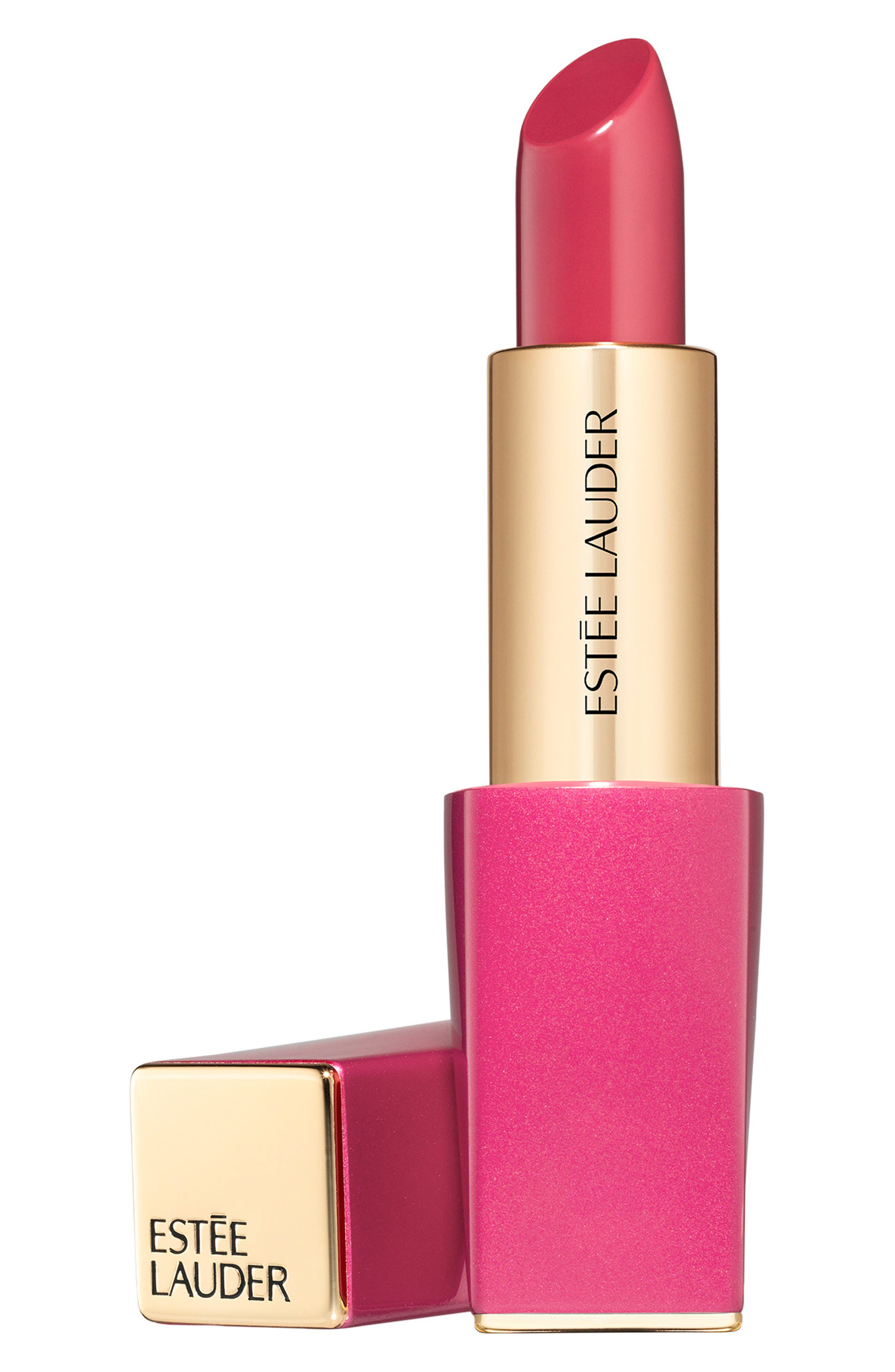 Rebellious Rose Pure Color Envy Sculpting Lipstick   Nordstrom