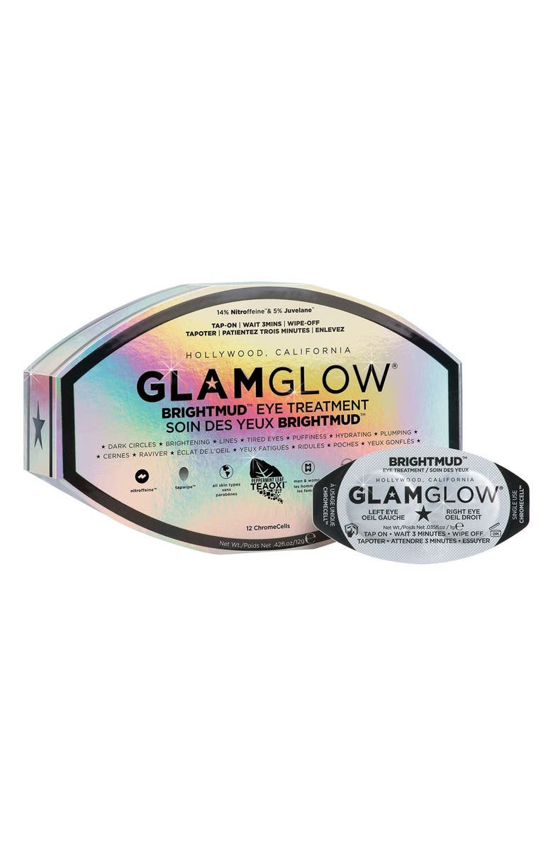 GLAMGLOW<SUP>®</SUP> 'BRIGHTMUD<sup>™</sup>' Eye Treatment, Main, color, 000