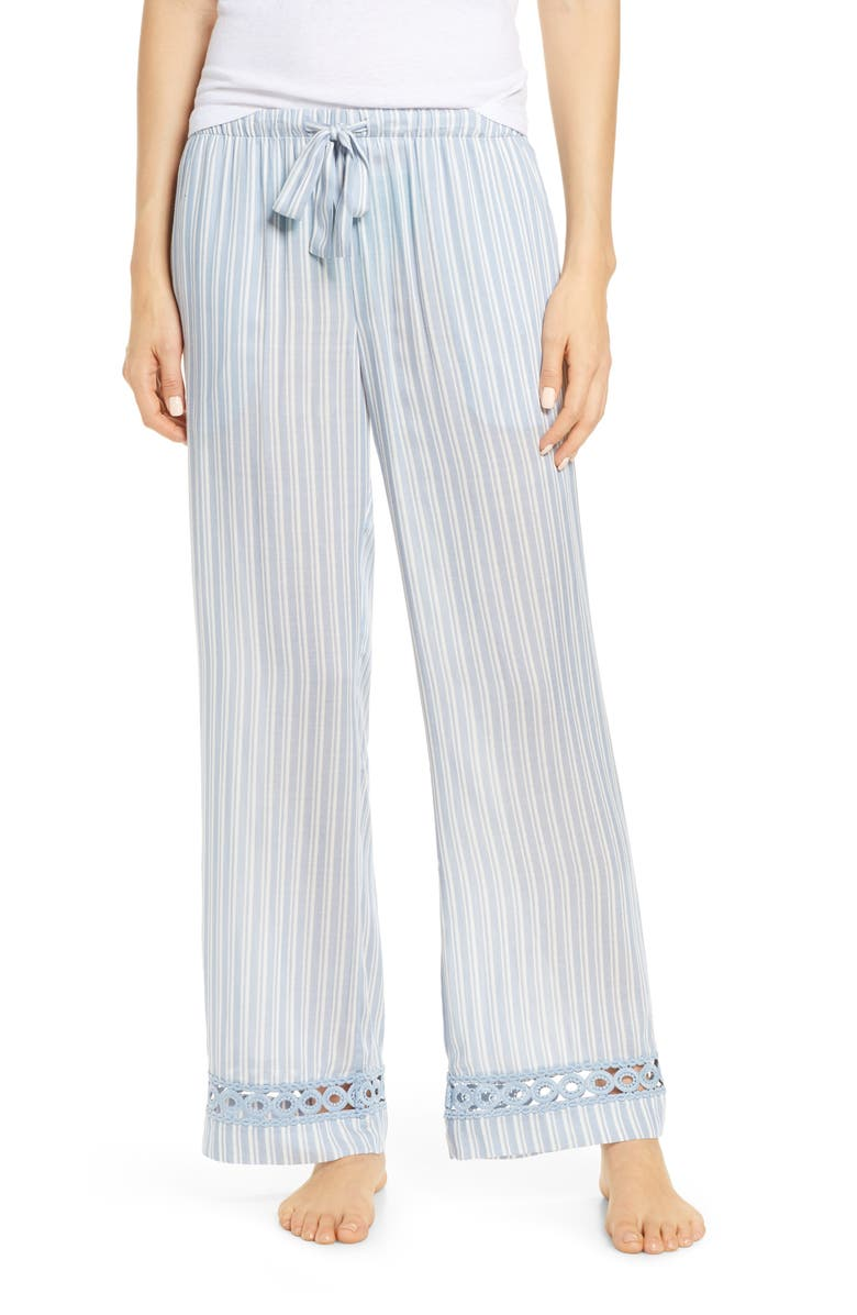NORDSTROM Trend Pajama Pants, Main, color, 401