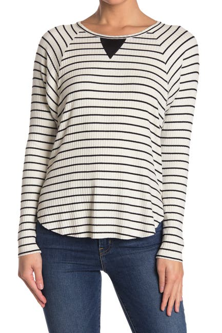 Image of Fifteen Twenty Long Sleeve Stripe T-Shirt
