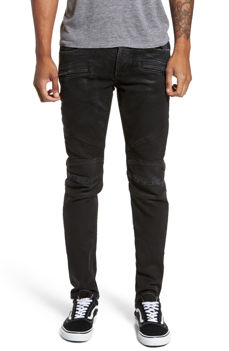832b4fcd161 Hudson Jeans Blinder Biker Skinny Fit Jeans (Skeme) | Nordstrom