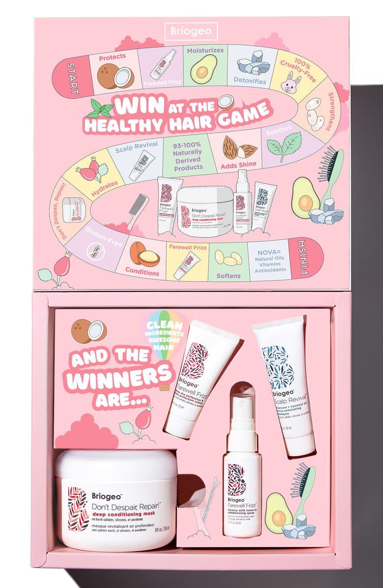 BRIOGEO Healthy Hair Game Kit, Main, color, NO COLOR
