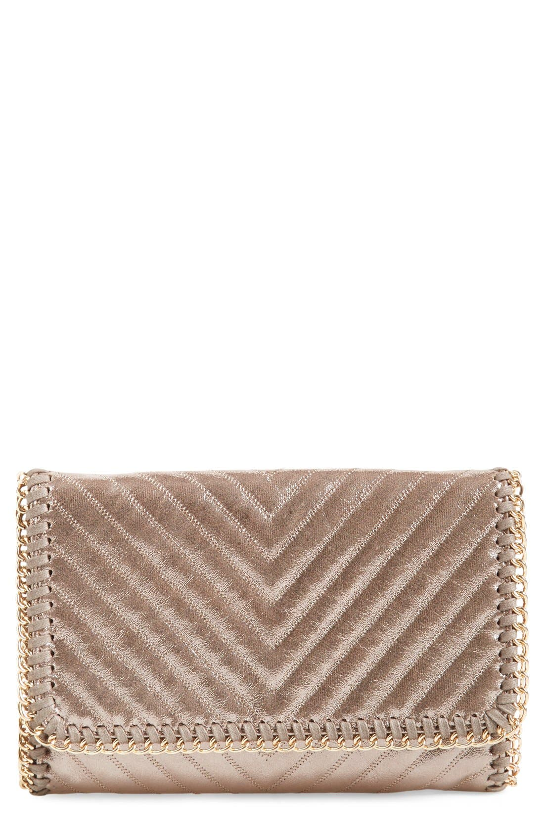 ,                             Quilted Mini Clutch,                             Main thumbnail 8, color,                             220
