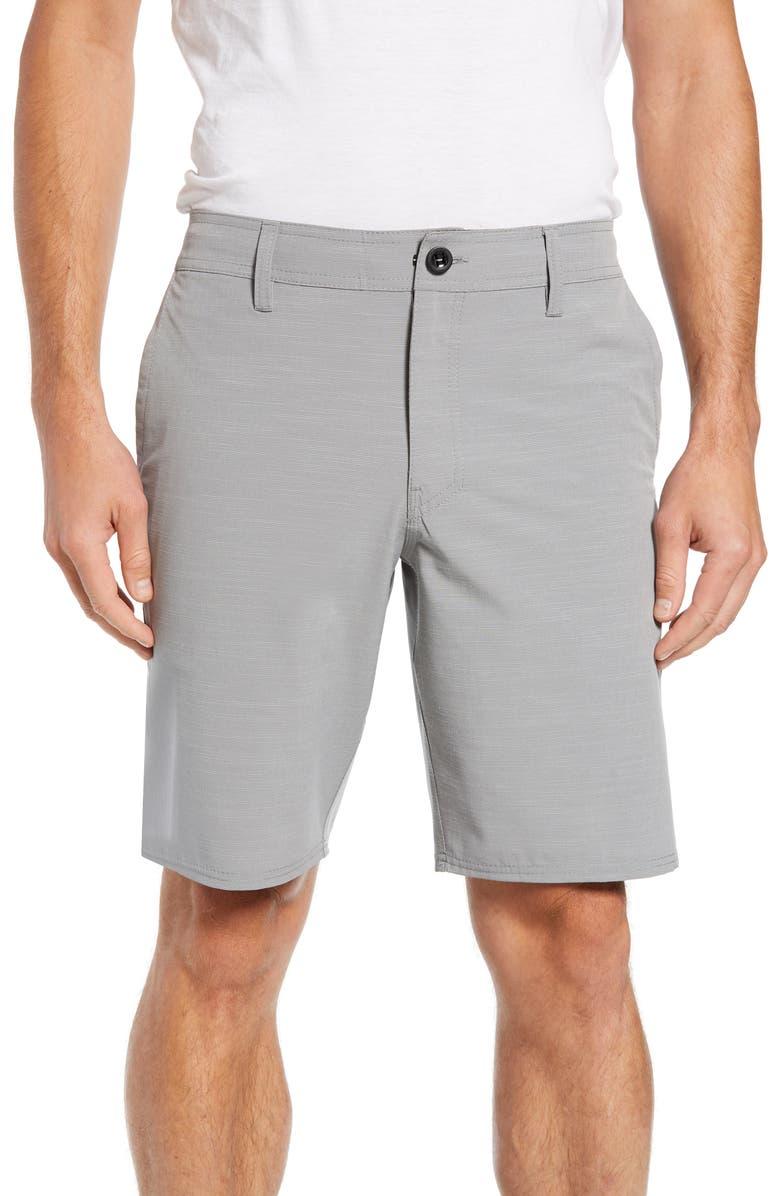 O'NEILL Locked Slub Hybrid Shorts, Main, color, 039