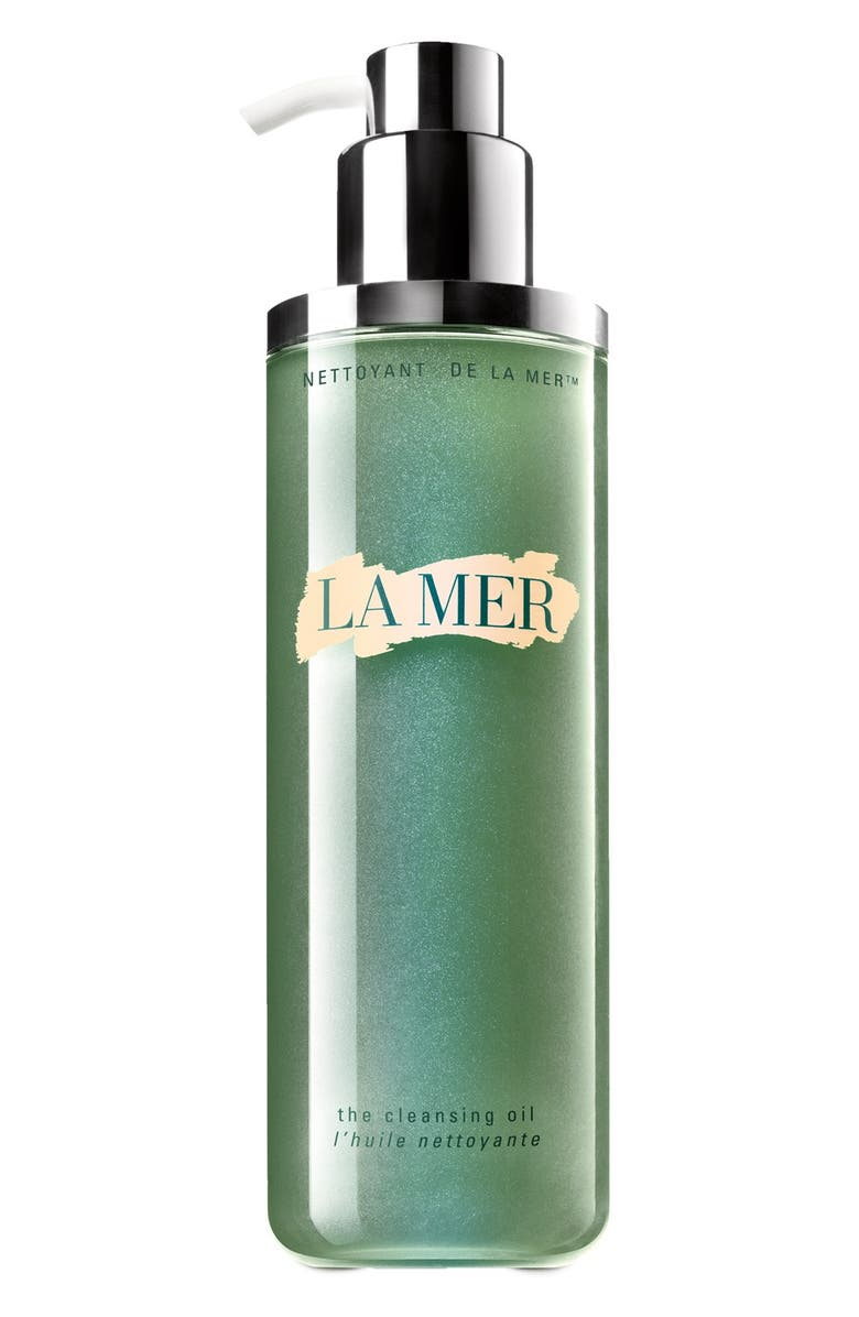 LA MER The Cleansing Oil, Main, color, NO COLOR