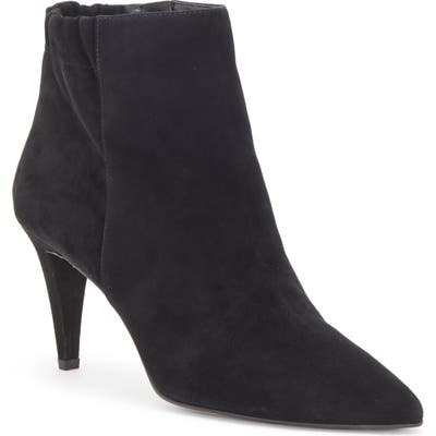 Enzo Angiolini Philoni Pointed Toe Bootie, Black