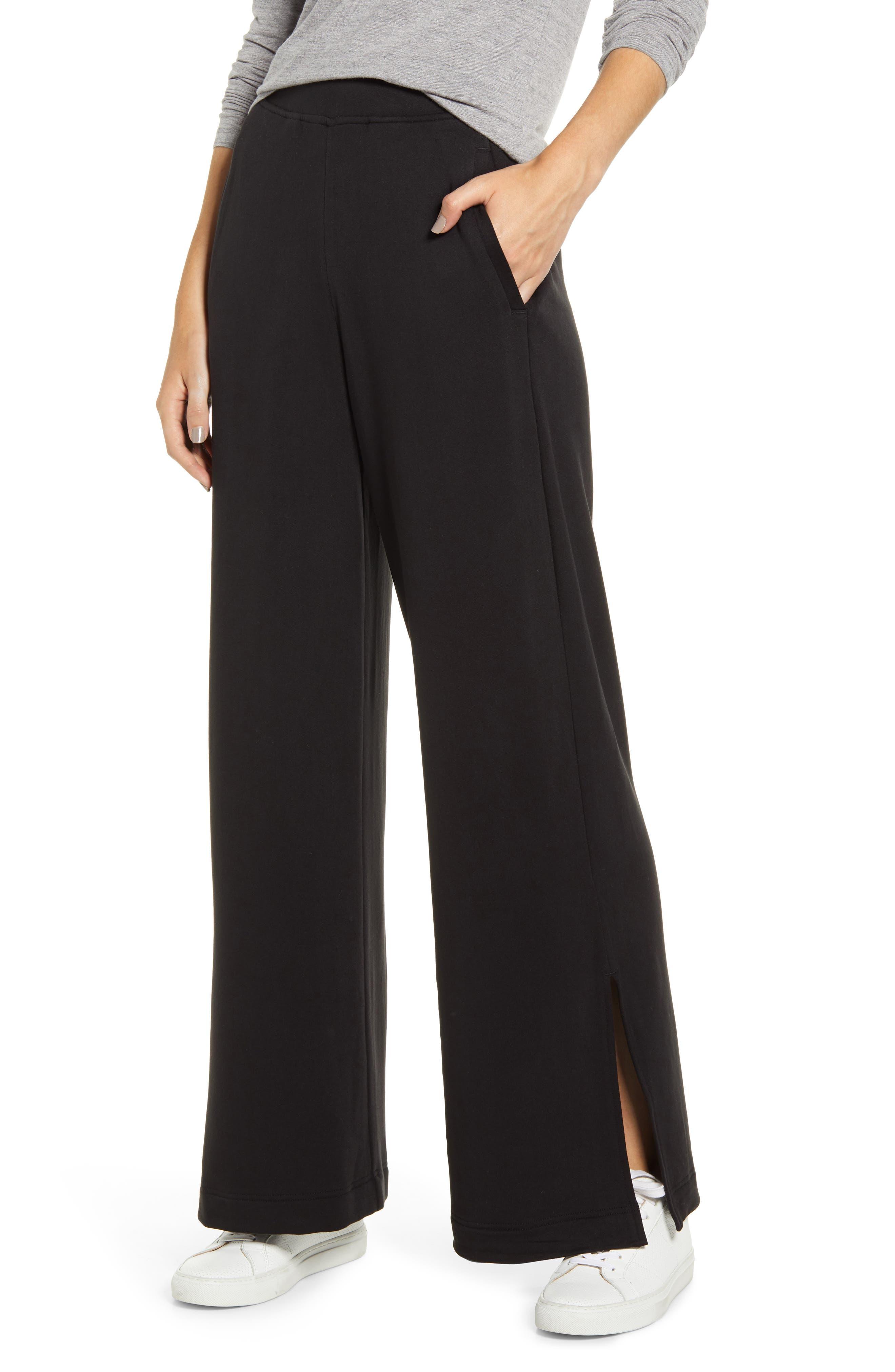 Women's Lou & Grey Plush Wide Leg Sweatpants