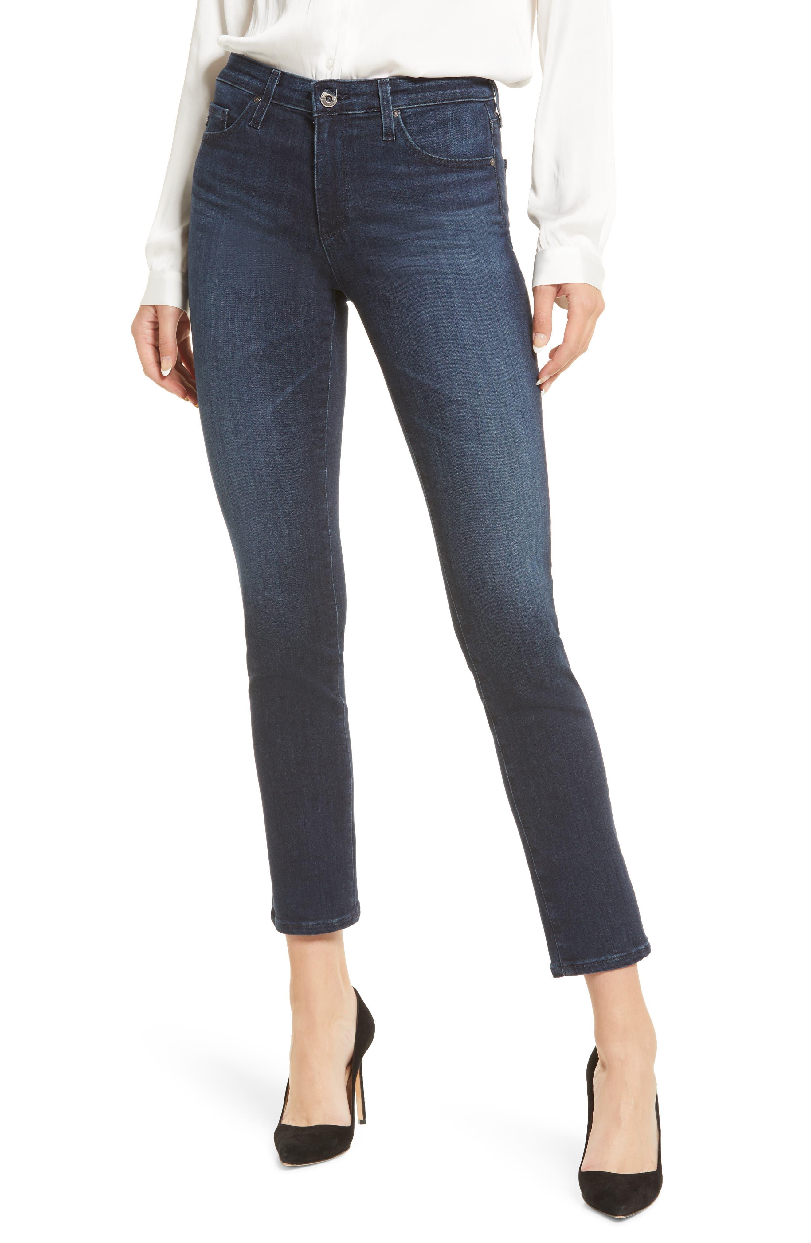 The Prima Ankle Cigarette Jeans