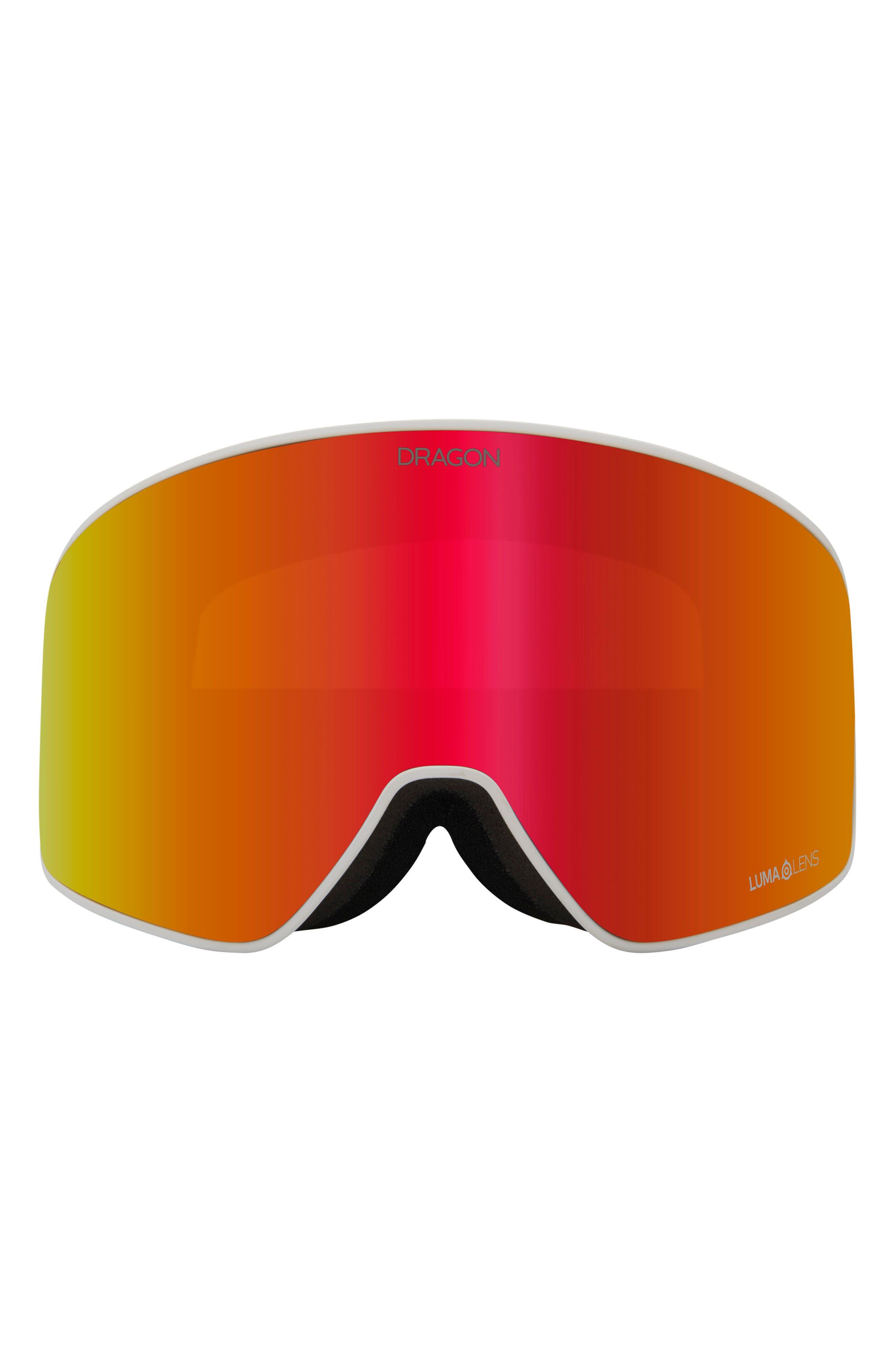 Pxv2 62mm Snow Goggles With Bonus Lens