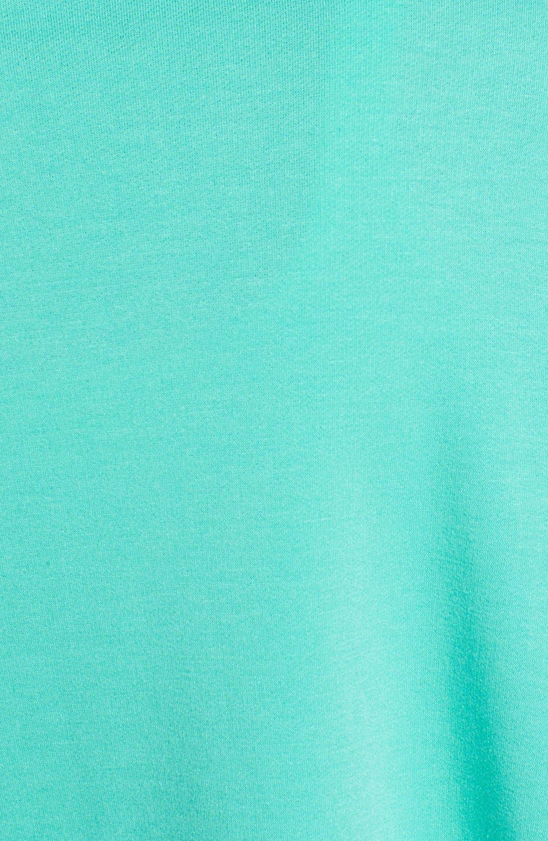 ,                             One-Button Fleece Wrap Cardigan,                             Alternate thumbnail 94, color,                             353
