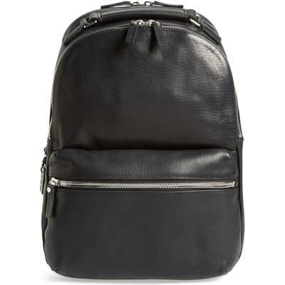 Shinola Runwell Leather Laptop Backpack -