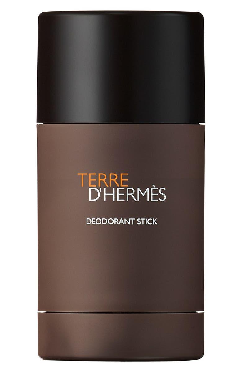 HERMÈS Terre d'Hermès - Alcohol-free deodorant stick, Main, color, NO COLOR