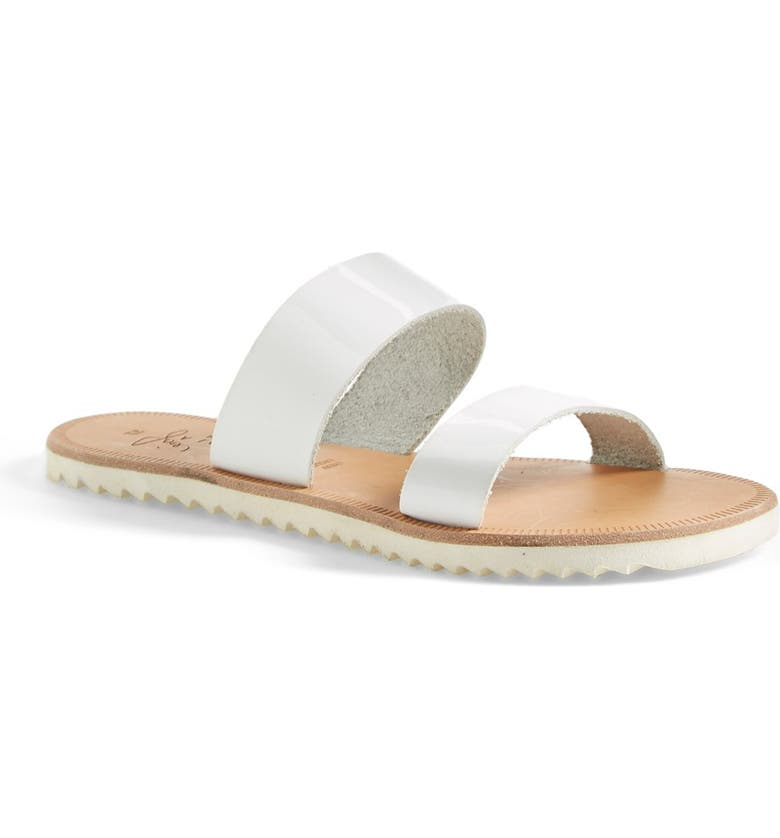JOIE 'Avalon' Leather Slide Sandal, Main, color, 113