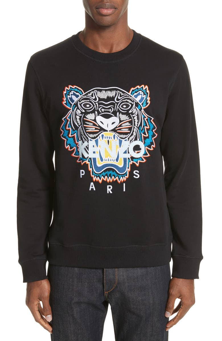 ef44f8fe KENZO Embroidered Tiger Sweatshirt   Nordstrom