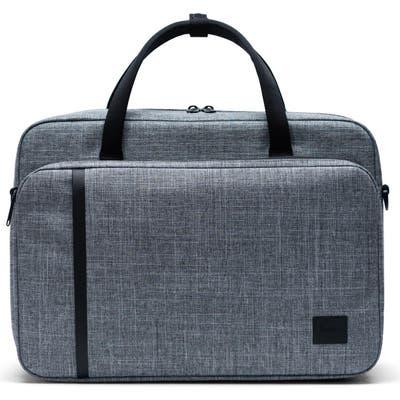 Herschel Supply Co. Gibson Travel Briefcase - Grey
