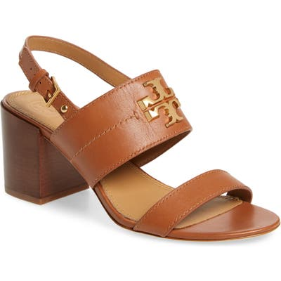 Tory Burch Everly Sandal, Brown